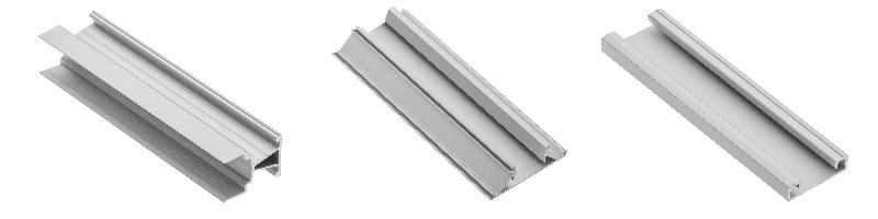 LED-Aluminium-Profile für Voutenbeleuchtung